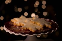 Snowflake cookies from http://www.gaylesbakery.com/