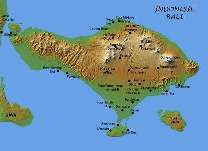I'll be based near Ubud.