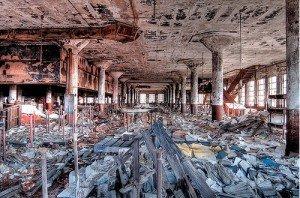 detroit decay2 300x198 - IT Services Markets Crumble~Driving Detroit's Rut