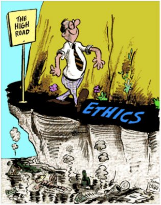 highroad - The Tug of War – Ethical vs. Economic Decisions
