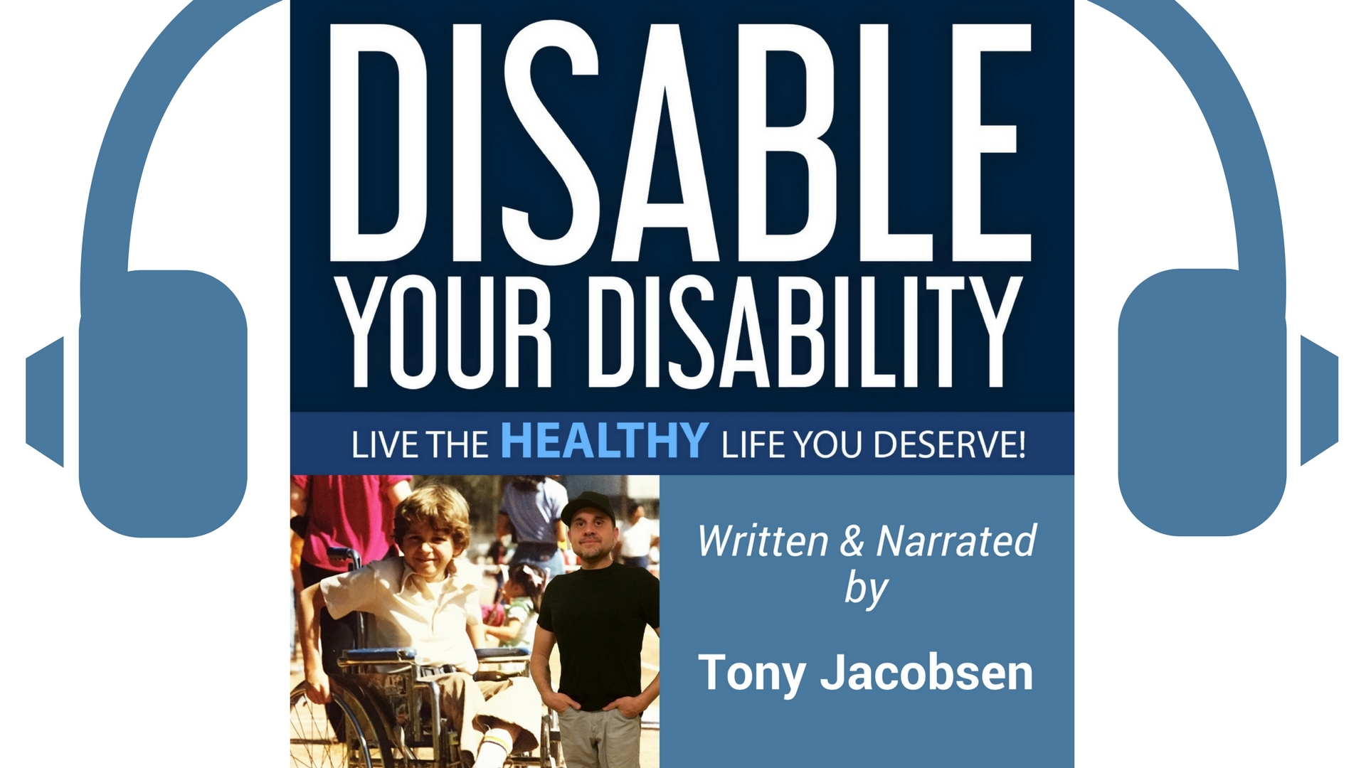 Listen To Disable Your Disability Audiobook