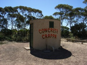 Concrete Crapper!