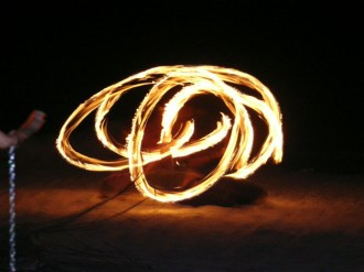 Kneeling Firestick