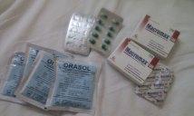 Being-sick-medication