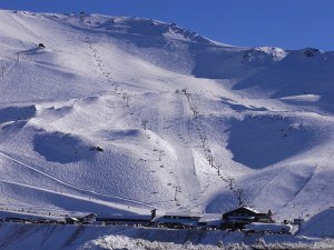 Mount Hutt Ski Area