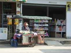 Roadside Food Stall