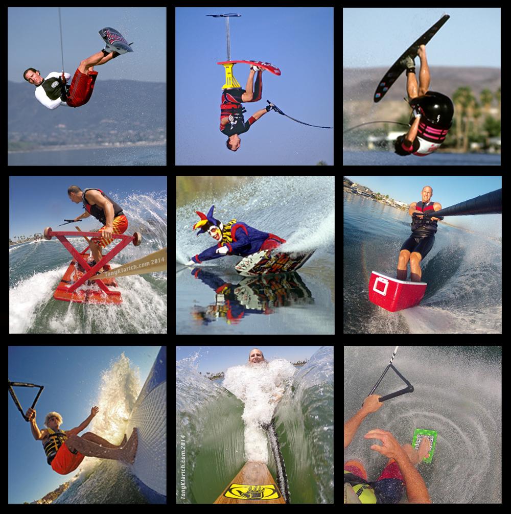 wakeboard hydrofoil kneeboard slalom ski wakesurf