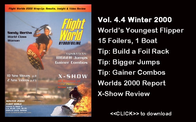 Flight Worlds Hydrofoiling 4.4 How to Water Ski Free Mastercraft Boats