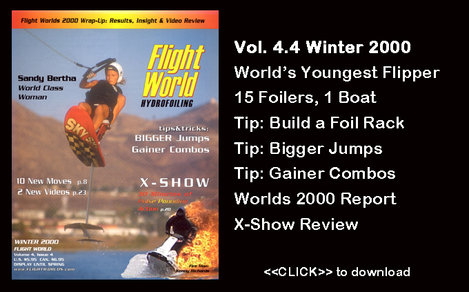 Flight Worlds Hydrofoiling 4.4 How to Water Ski Free Mastercraft Boats