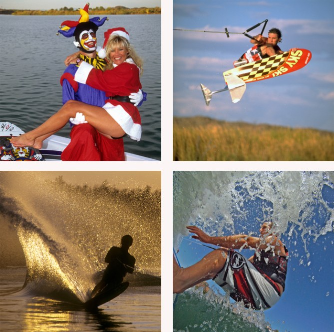 Creative Commons Royalty Free Water Skiing