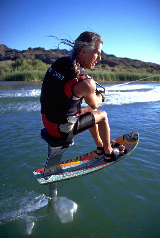 Free Water Ski Photos HYDROFOIL CRUISING With Mike Murphy