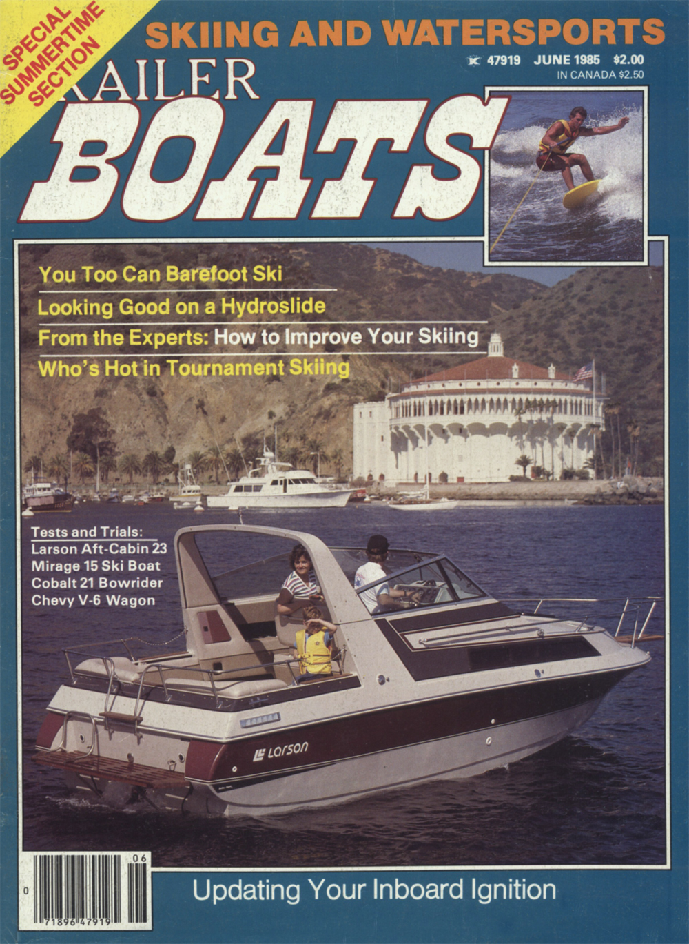 AWSKB85 Trailer Boats cover