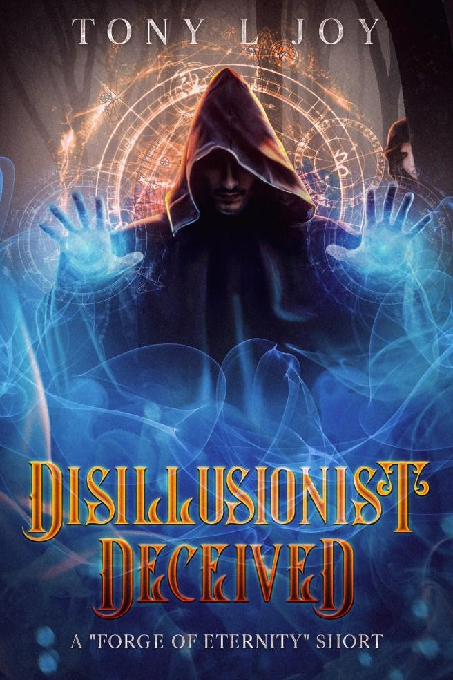 Disillusionist Deceived Cover