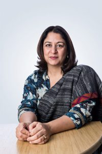 Safeena Husain of Educate Girls