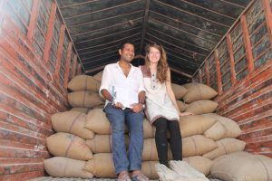 127, Clementine Chambon, Amit Saraogi, Oorja | Rural Electrification of India Using Waste