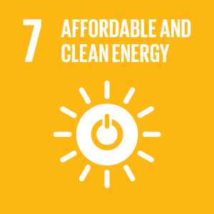SDG 7, Affordable and Clean Energy