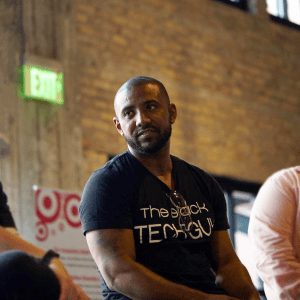Launching Minority-Led Tech Startups with Mondo Davison, The Black Tech Guy