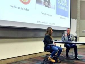 Social Entrepreneur Live, Part 2, Danielle Wojdyla, Señoras de Salsa