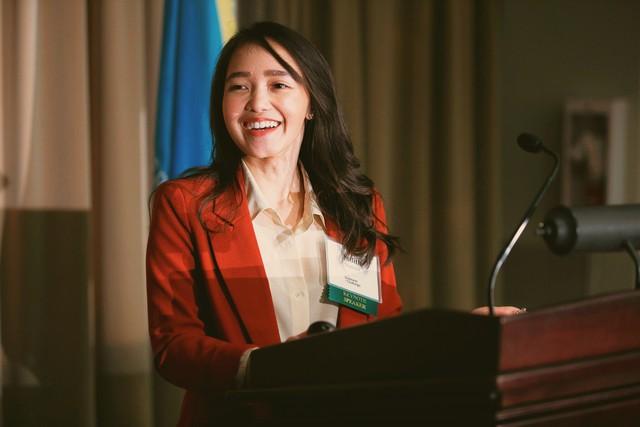 Judith Martinez, InHerShoes
