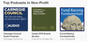 Top Podcasts in Non-Profit