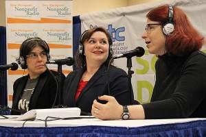 Dahna Goldstein, Rose de Fremery, Tracy Kronzak