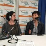 (l-r) Lisa Jervis & Jeanine Shimatsu at NTC 2015
