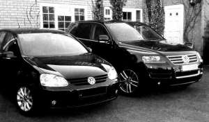 My cars; before and after!