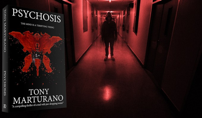 MY PSYCHOSIS BEYOND THE BOOK