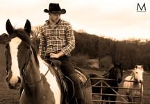 Cowboys & horses