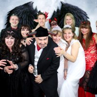 ANGELS & DEMONS PREMIERS AT CASA BELLA