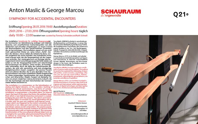 MASLIC_MARCOU_SCHAURAUM