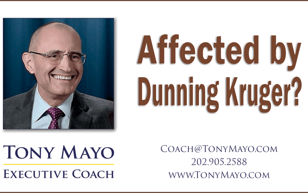 The Dunning-Kruger Effect and the Entrepreneur • PODCAST
