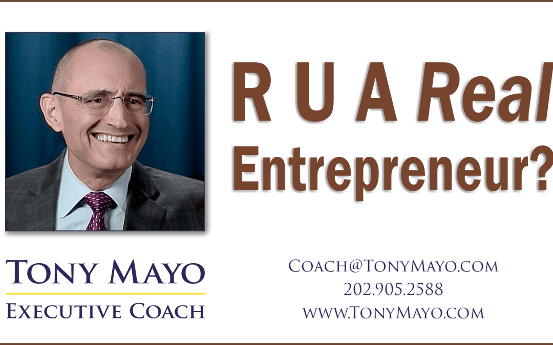 The One Experience That Proves You Are an Entrepreneur • PODCAST