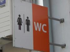 Toilet Stop!