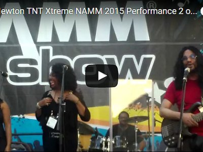 TNT Xtreme Full Concert at NAMM show 2015