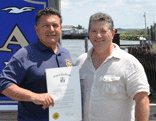 NJ Joint Legislative Commendation