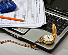 The tax filing deadline for 1099s and W2s is normally January 31.