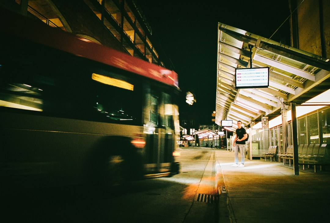 Moore Square Bus Station