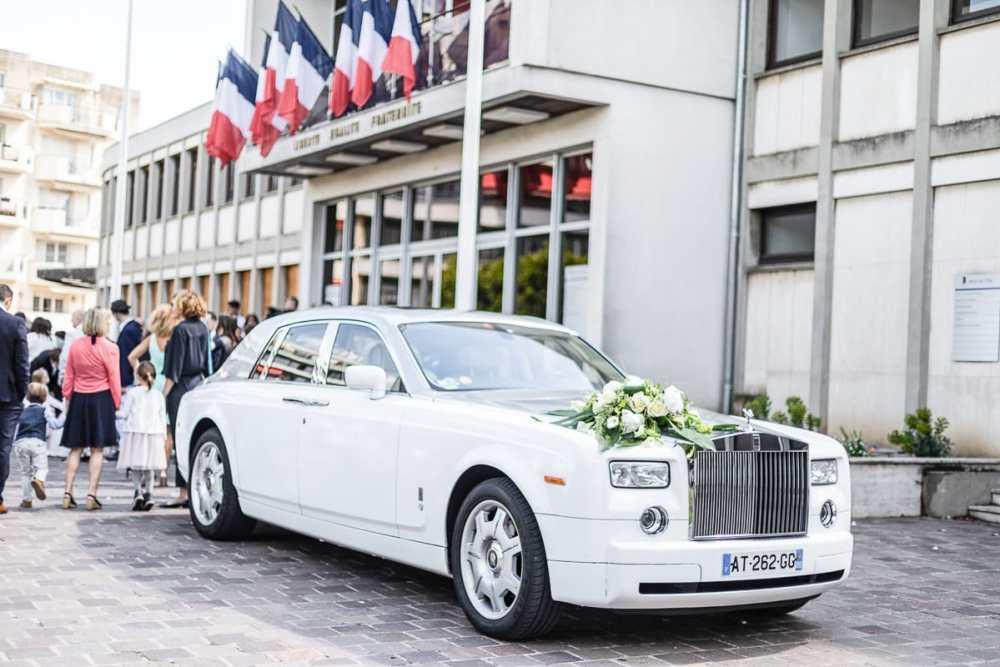 La Rolls-Royce des mariés