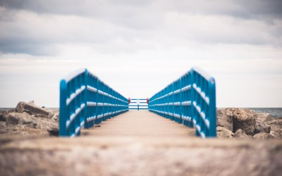 WALKING THE BEACH WITH A LEGACY LENS