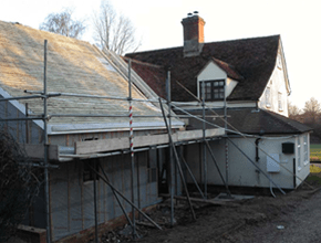 About Us Tony Roberts and Son - Serving North Wales Tony Roberts and Son House Renovation