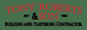 Tony Roberts and Son - Serving North Wales Tony Roberts and son Building and Plastering contractor