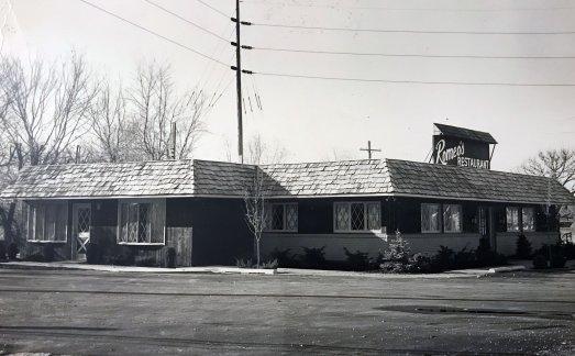 Romeo's Restaurant located in Berlin, NJ lates 1960s Early 1970s.