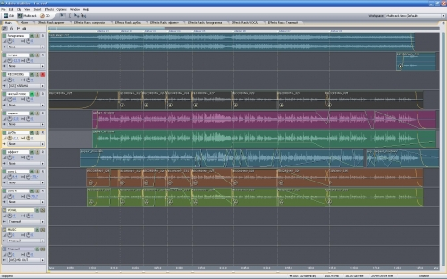 main multitrack