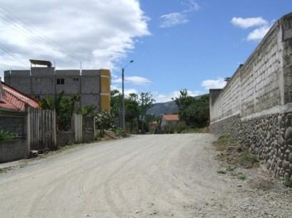 Photo of Paute Ecuador street outside the town center