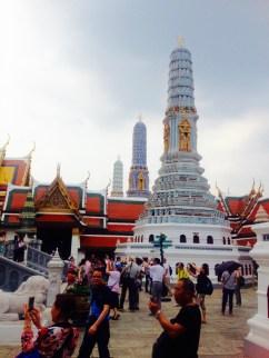 The Grand Palace Bangkom Thailand