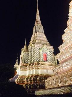 Wat Pho at Night - Phra Borom Maha Ratchawang