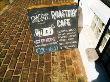Craft Roastery Coffice Johannesburg