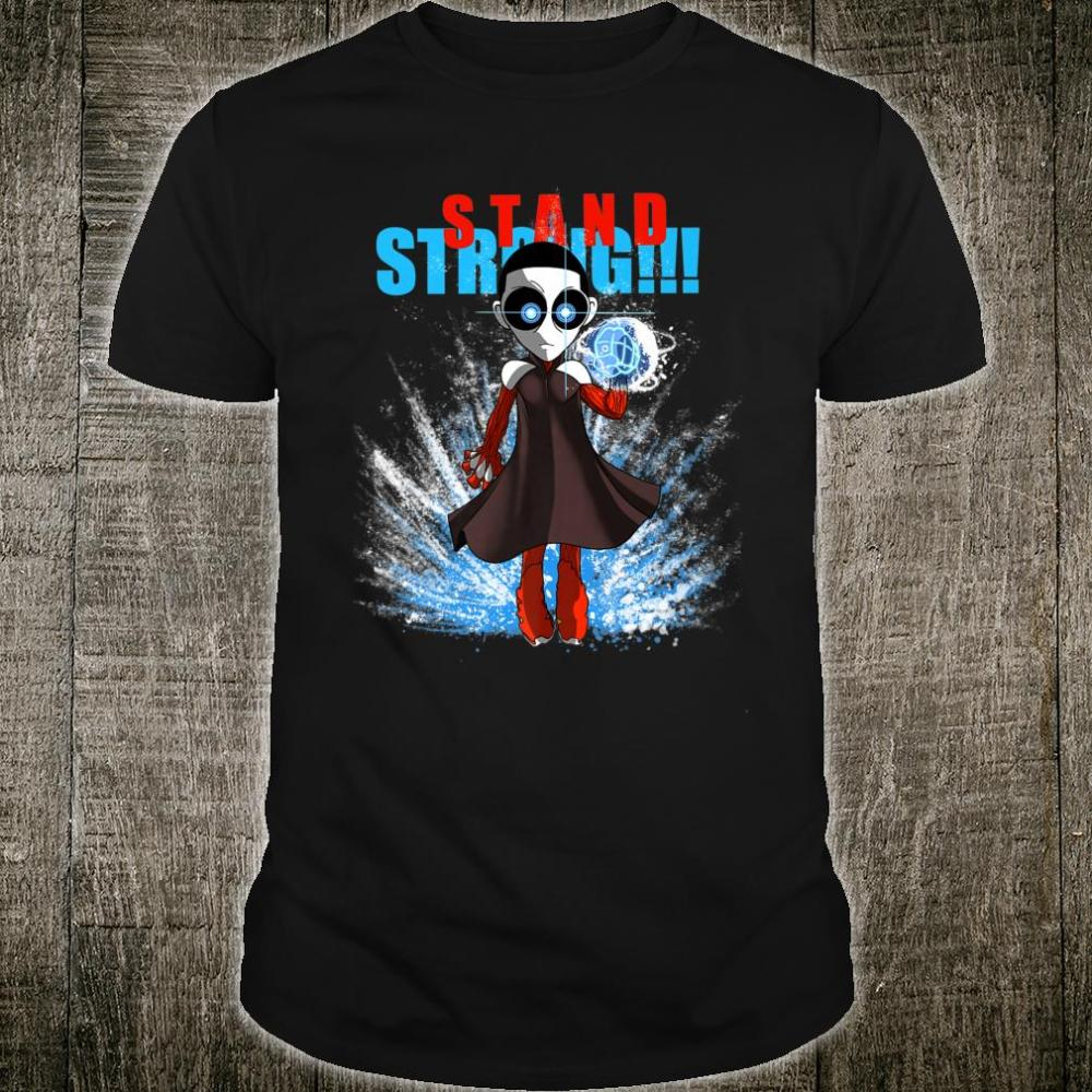 GhostBoy STAND STRONG Shirt
