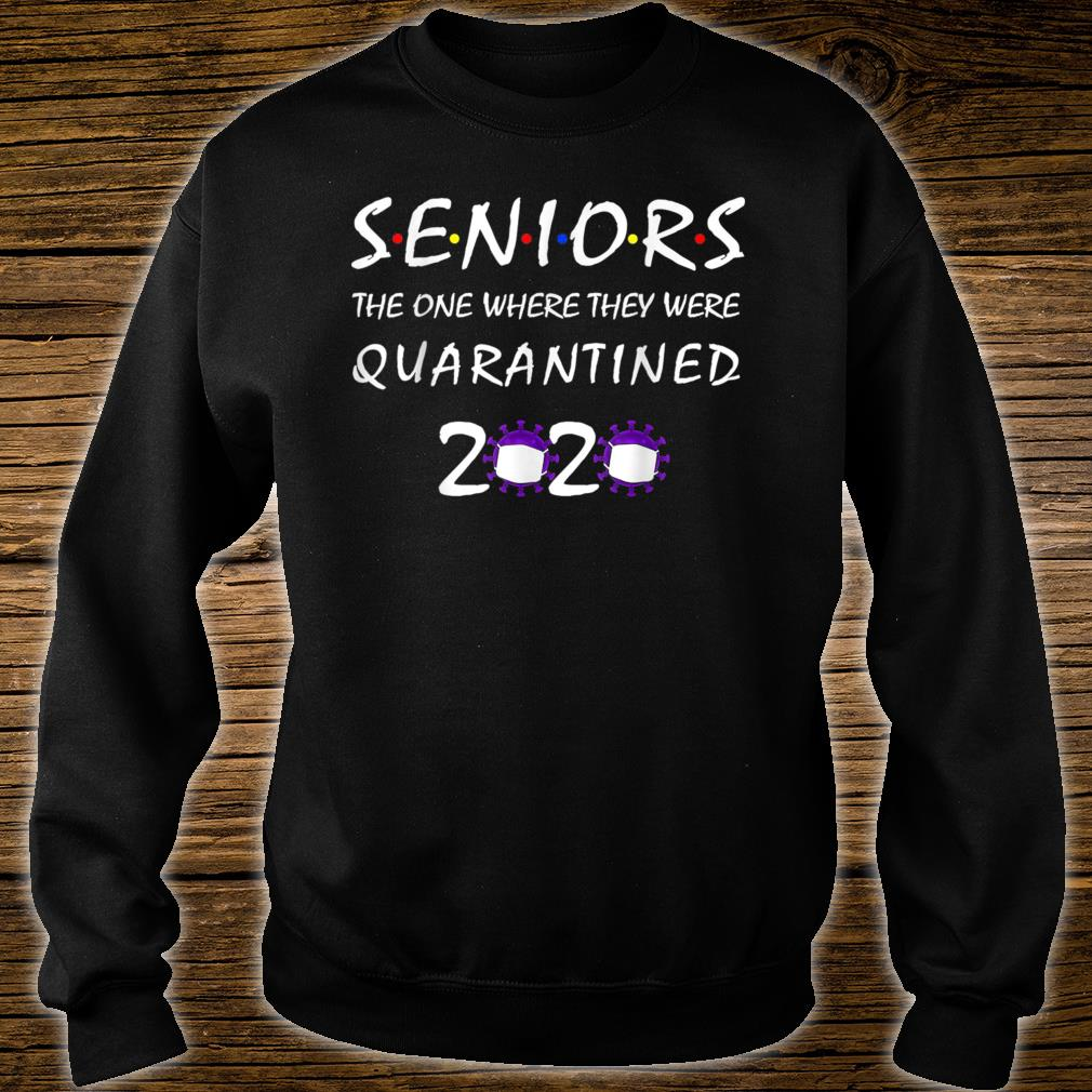 The One Where They Were Quarantined 2020 Shirt sweater